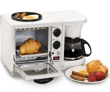 3-in-1 breakfast maker