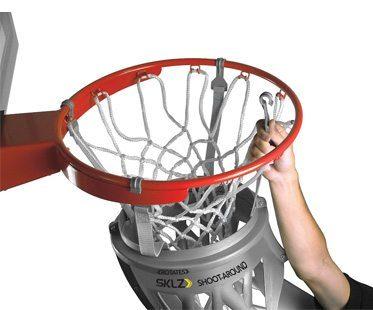 BASKETBALL-RETURNER HOOP
