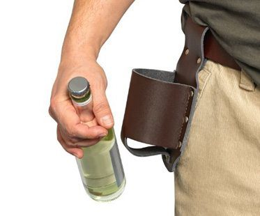 BEER-HOLSTER