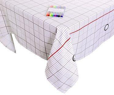 Doodle Tablecloths