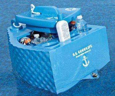 Floating Drinks Cooler