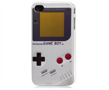 Game Boy Iphone Cases