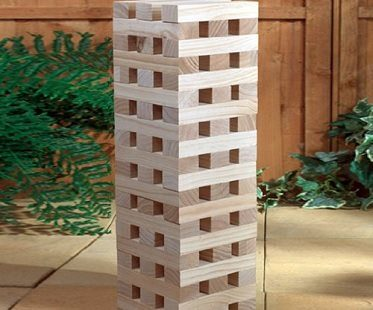 Giant Jenga Block