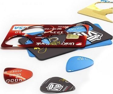 Guitar Pick Makers