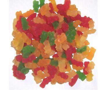 Hot Gummy Bear