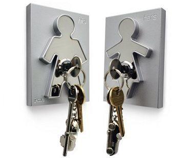 Human Key Holders