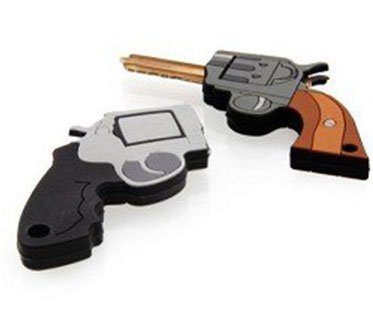 PISTOL-SHAPED-KEY-COVERS