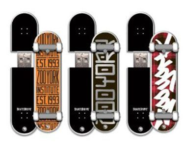 SKATEBOARD-USB-DRIVES
