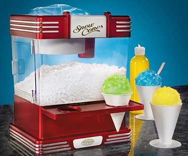 SNOW-CONE-MAKERS