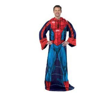 SPIDERMAN-BLANKET