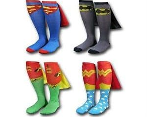 Superhero Sock