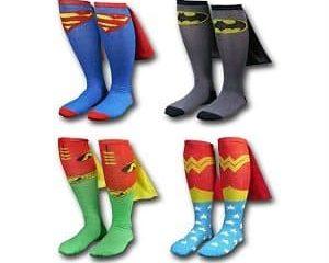Superhero Sock