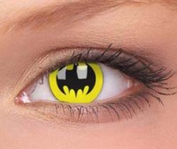 Batman Contact Lenses