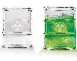 Biowaste Barrel Glass