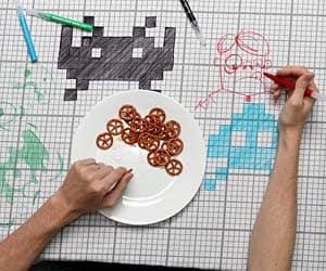Doodle Tablecloth