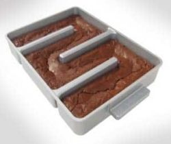 Edges Brownie Pan