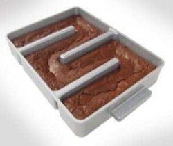 Edges Brownie Pan