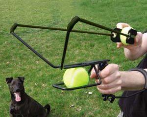 Fetch Ball Launcher
