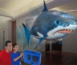 Flying Radio Controlled Shark