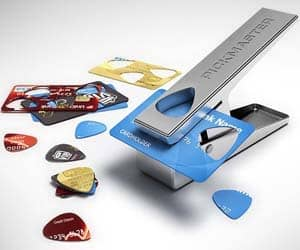 Guitar Pick Maker