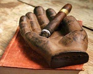 Iron Hand Ashtray