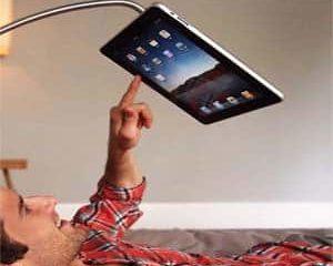 Hands Free iPad Stand