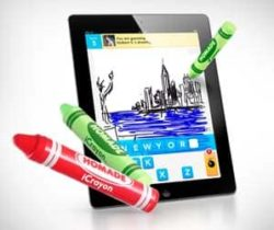 iCrayon Stylus Pen