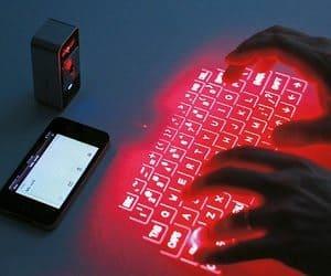 infrared keyboard