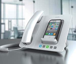 Desk Phone That Connects To Mobile