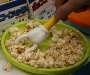 Potato Chip And Popcorn Grabber