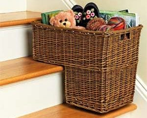Staircase Basket