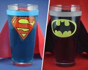 Superhero Caped Glasses