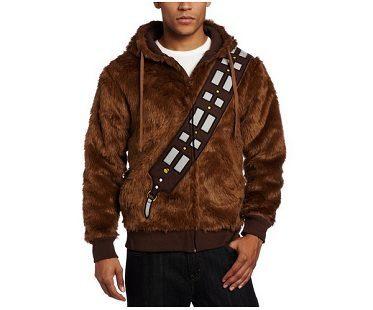 Chewbacca Fur Hoodies