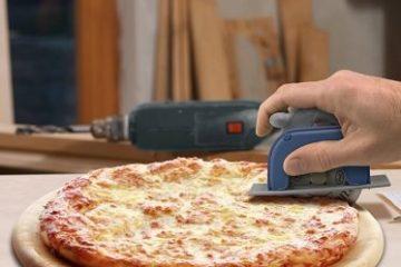 Circular Pizza Saw