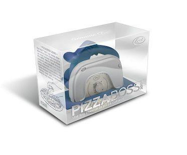 Circular Pizza Saw Box