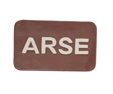 Face And Arse Soaps