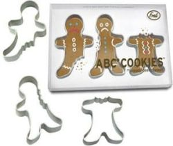 Chewed Gingerbread Men