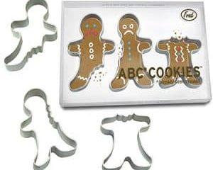 Chewed Gingerbread Men