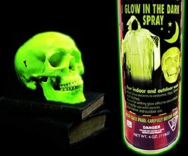 Glow In The Dark Spray Paints