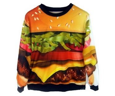 Hamburger Sweaters