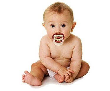 SMILING-PACIFIERS