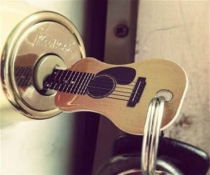 Acoustic Guitar Key