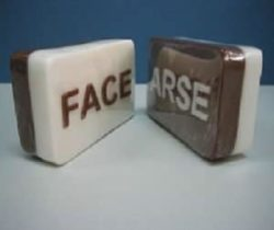 Face And Arse Soap