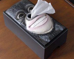 King Kong Tissue Holder