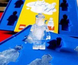 Lego Men Ice Cubes