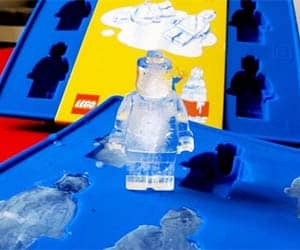 Lego Men Ice Cubes