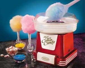 Mini Cotton Candy Maker