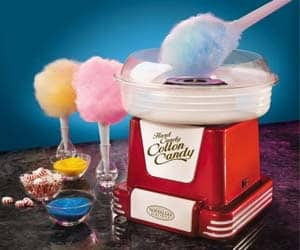 Mini Cotton Candy Maker