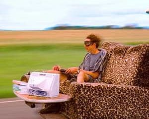 Motorized Couch Experience
