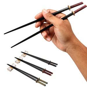 Samurai Sword Chopsticks
